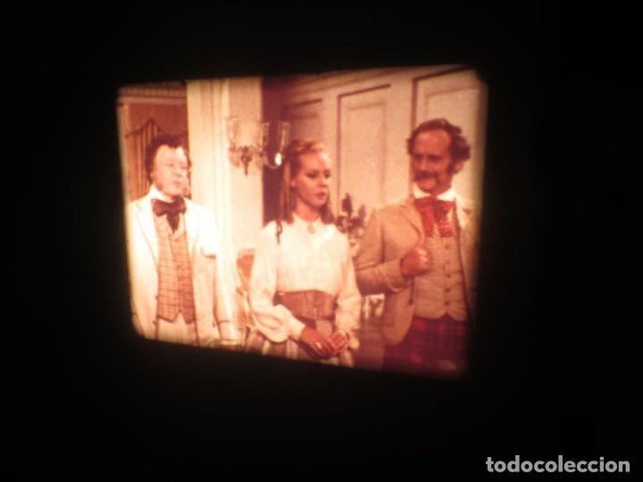Cine: SANDOKÁN SERIE TV -SUPER 8 MM- 6 x 180 MTS-RETRO-VINTAGE FILM-EXCELLENT-COLOR IMPECABLE - Foto 419 - 189679777