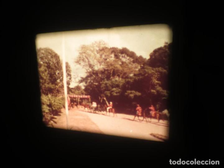 Cine: SANDOKÁN SERIE TV -SUPER 8 MM- 6 x 180 MTS-RETRO-VINTAGE FILM-EXCELLENT-COLOR IMPECABLE - Foto 420 - 189679777