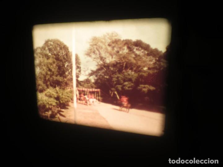 Cine: SANDOKÁN SERIE TV -SUPER 8 MM- 6 x 180 MTS-RETRO-VINTAGE FILM-EXCELLENT-COLOR IMPECABLE - Foto 421 - 189679777