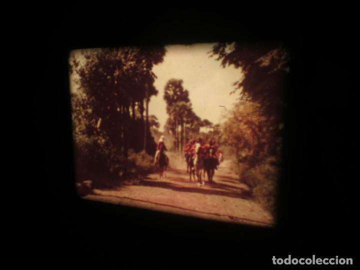 Cine: SANDOKÁN SERIE TV -SUPER 8 MM- 6 x 180 MTS-RETRO-VINTAGE FILM-EXCELLENT-COLOR IMPECABLE - Foto 424 - 189679777