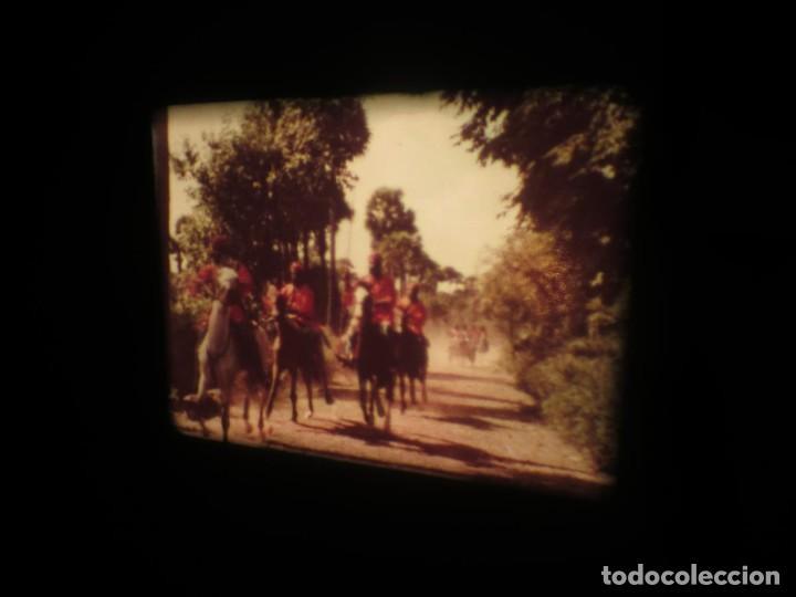 Cine: SANDOKÁN SERIE TV -SUPER 8 MM- 6 x 180 MTS-RETRO-VINTAGE FILM-EXCELLENT-COLOR IMPECABLE - Foto 425 - 189679777