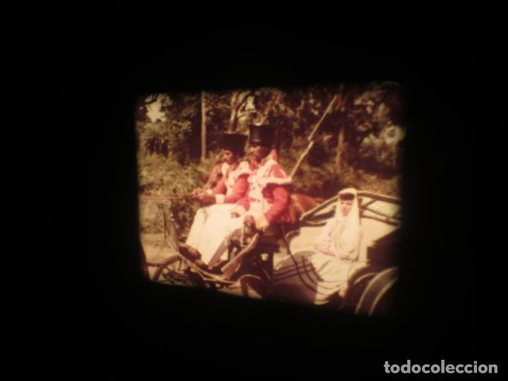 Cine: SANDOKÁN SERIE TV -SUPER 8 MM- 6 x 180 MTS-RETRO-VINTAGE FILM-EXCELLENT-COLOR IMPECABLE - Foto 426 - 189679777