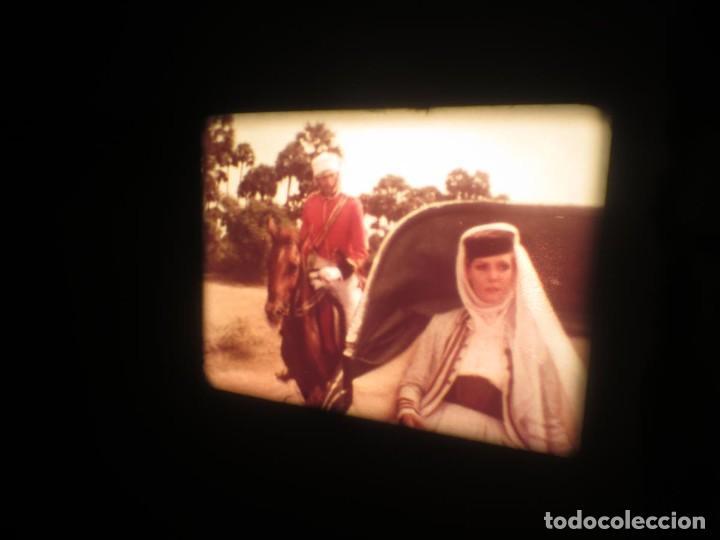 Cine: SANDOKÁN SERIE TV -SUPER 8 MM- 6 x 180 MTS-RETRO-VINTAGE FILM-EXCELLENT-COLOR IMPECABLE - Foto 427 - 189679777