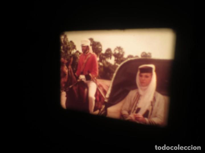 Cine: SANDOKÁN SERIE TV -SUPER 8 MM- 6 x 180 MTS-RETRO-VINTAGE FILM-EXCELLENT-COLOR IMPECABLE - Foto 428 - 189679777