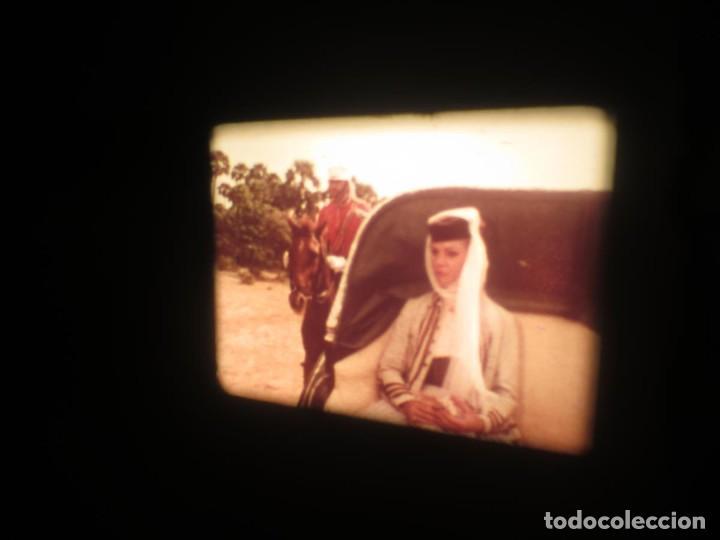 Cine: SANDOKÁN SERIE TV -SUPER 8 MM- 6 x 180 MTS-RETRO-VINTAGE FILM-EXCELLENT-COLOR IMPECABLE - Foto 429 - 189679777