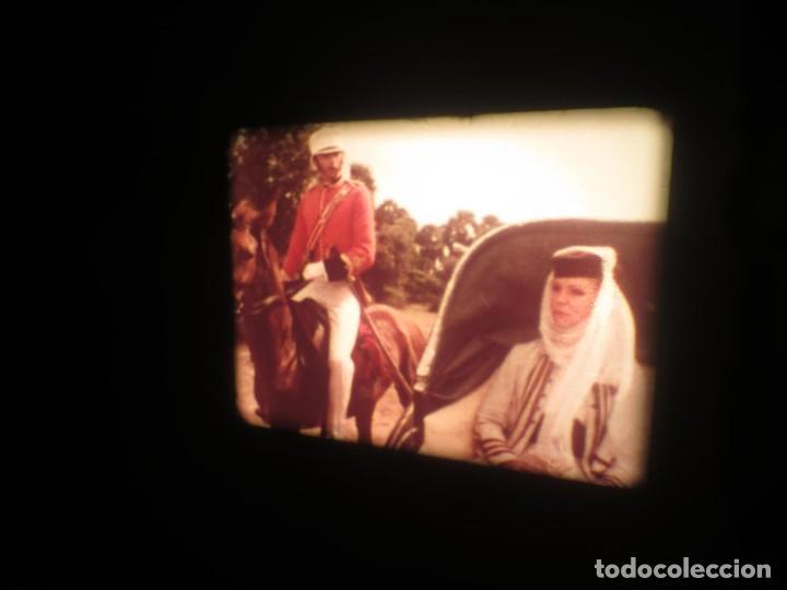 Cine: SANDOKÁN SERIE TV -SUPER 8 MM- 6 x 180 MTS-RETRO-VINTAGE FILM-EXCELLENT-COLOR IMPECABLE - Foto 430 - 189679777
