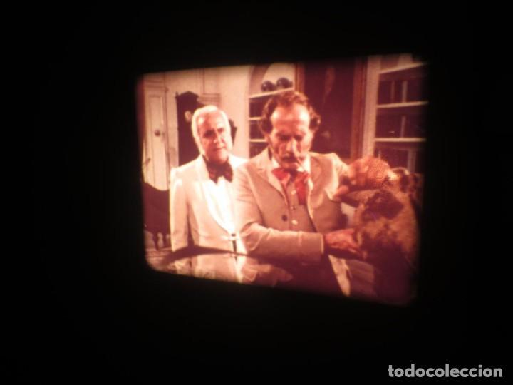 Cine: SANDOKÁN SERIE TV -SUPER 8 MM- 6 x 180 MTS-RETRO-VINTAGE FILM-EXCELLENT-COLOR IMPECABLE - Foto 431 - 189679777