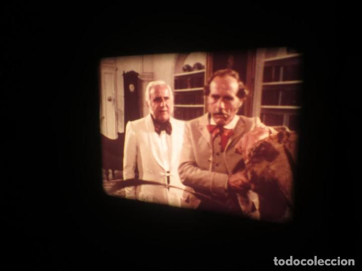Cine: SANDOKÁN SERIE TV -SUPER 8 MM- 6 x 180 MTS-RETRO-VINTAGE FILM-EXCELLENT-COLOR IMPECABLE - Foto 432 - 189679777