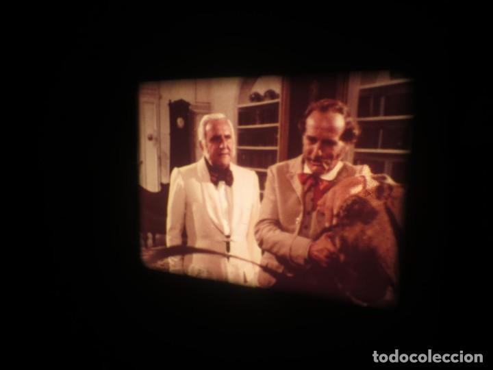 Cine: SANDOKÁN SERIE TV -SUPER 8 MM- 6 x 180 MTS-RETRO-VINTAGE FILM-EXCELLENT-COLOR IMPECABLE - Foto 433 - 189679777