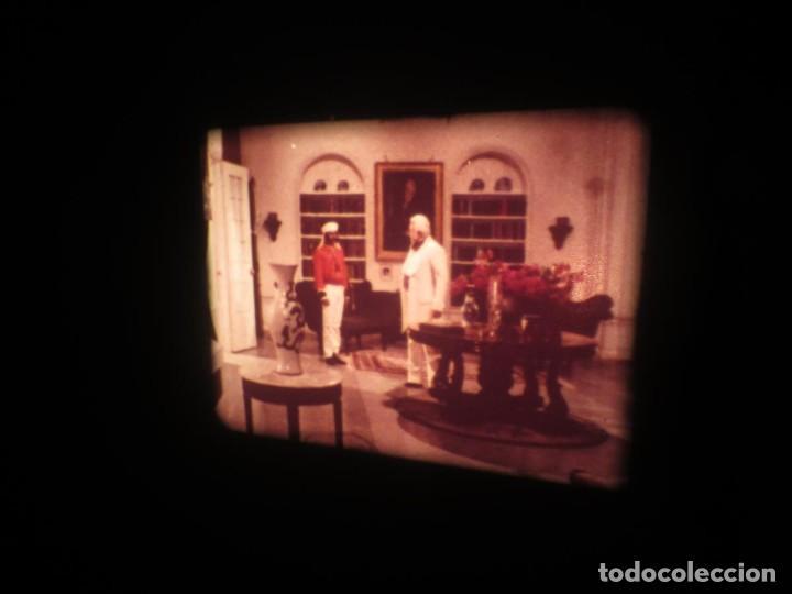Cine: SANDOKÁN SERIE TV -SUPER 8 MM- 6 x 180 MTS-RETRO-VINTAGE FILM-EXCELLENT-COLOR IMPECABLE - Foto 435 - 189679777