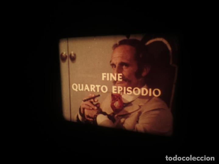 Cine: SANDOKÁN SERIE TV -SUPER 8 MM- 6 x 180 MTS-RETRO-VINTAGE FILM-EXCELLENT-COLOR IMPECABLE - Foto 436 - 189679777