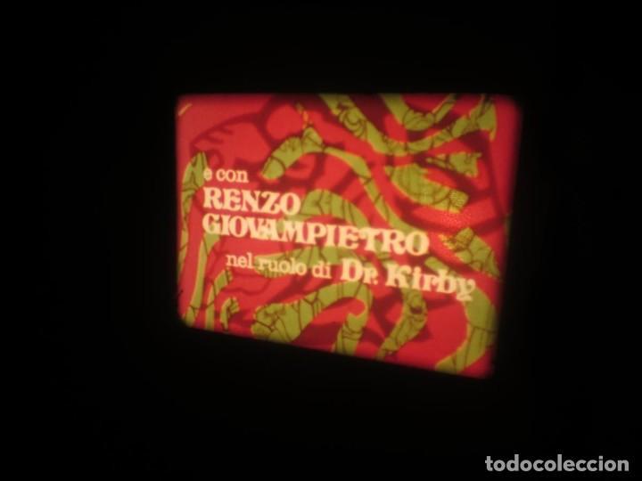 Cine: SANDOKÁN SERIE TV -SUPER 8 MM- 6 x 180 MTS-RETRO-VINTAGE FILM-EXCELLENT-COLOR IMPECABLE - Foto 438 - 189679777