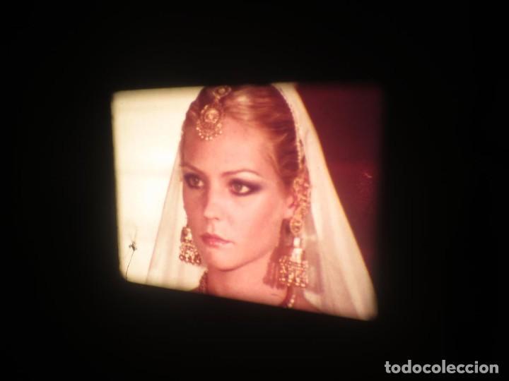 Cine: SANDOKÁN SERIE TV -SUPER 8 MM- 6 x 180 MTS-RETRO-VINTAGE FILM-EXCELLENT-COLOR IMPECABLE - Foto 440 - 189679777