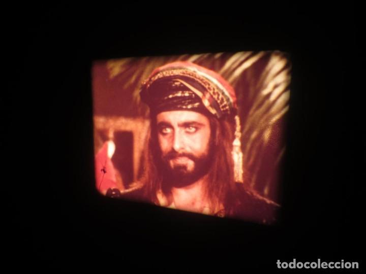 Cine: SANDOKÁN SERIE TV -SUPER 8 MM- 6 x 180 MTS-RETRO-VINTAGE FILM-EXCELLENT-COLOR IMPECABLE - Foto 442 - 189679777