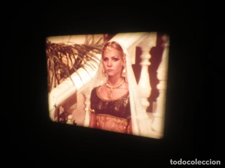 Cine: SANDOKÁN SERIE TV -SUPER 8 MM- 6 x 180 MTS-RETRO-VINTAGE FILM-EXCELLENT-COLOR IMPECABLE - Foto 444 - 189679777