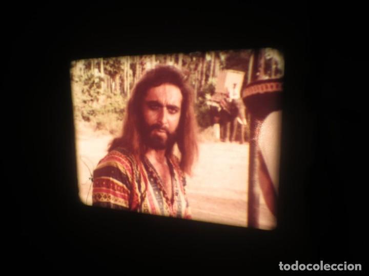 Cine: SANDOKÁN SERIE TV -SUPER 8 MM- 6 x 180 MTS-RETRO-VINTAGE FILM-EXCELLENT-COLOR IMPECABLE - Foto 446 - 189679777