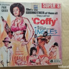 Cine: COFFY. RESUMEN 120 MTS SUPER 8 COLOR SONORA EN INGLÉS.. Lote 190735848