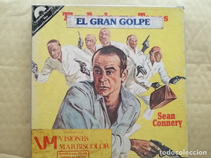 EL GRAN GOLPE (THE ANDERSON TAPES). RESUMEN BOBINA 120 MTS. COLOR SONORA (ESPAÑOL LATINOAMERICANO) (Cine - Películas - Super 8 mm)