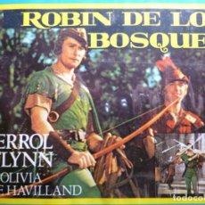 Cine: ROBIN DE LOS BOSQUES. Lote 190901517
