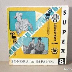 Cine: PELICULA SUPER 8 MM SONORA EN ESPAÑOL: JAIMITO EN JAIMITO ENTRE CHINOS - 180 MTS. Lote 191167078