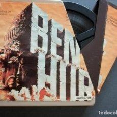 Cine: BEN-HUR. RESUMEN EN BOBINA DE 120 MTS, SUPER 8 COLOR SONORA, EN ESPAÑOL.. Lote 191456572