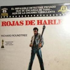 Cine: ROJAS DE HARLEM SHAFT. RESUMEN 120 MTS. SONORO ESPAÑOL.. Lote 191628802