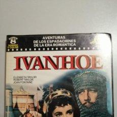 Cine: IVANHOE- RESUMEN EN BOBINA DE 120M. COLOR SONORA EN ESPAÑOL. ESTUCHE ORIGINAL.. Lote 191780571