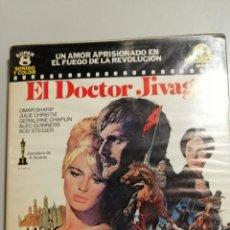 Cine: DOCTOR ZIVAGO. RESUMEN EN BOBINA DE 120M. COLOR SONORA EN ESPAÑOL. ESTUCHE ORIGINAL.. Lote 191781358