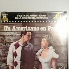 Cine: UN AMERICANO EN PARÍS. RESUMEN EN BOBINA DE 120 M. COLOR SONORA EN ESPAÑOL LATINOAMERICANO.. Lote 191783082