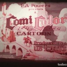 Cine: SUPER 8 ++ SUMMERTIME / BRAVE TIN SOLDIER / SINBAD THE SAILOR ++ 3 JOYAS DE UB WERKS 1934-35 (TC). Lote 193454558