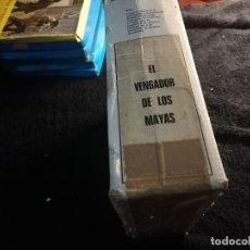 Cine: EL VENGADOR DE LOS MAYAS MACISTE PELICULA SUPER 8 / 5 ROLLOS. Lote 194094375