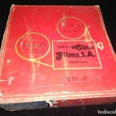 Cine: TEDEUM SUPER 8 LARGOMETRAJE. Lote 194136792