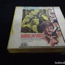 Cine: CAMAS BLANDAS BATALLAS DURAS SUPER 8 LARGOMETRAJE. Lote 194151842