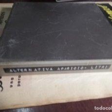 Cine: TOROS ALTERNATIVA APARICIO Y EL LITRI PELICULA EN SUPER 8. Lote 194187245