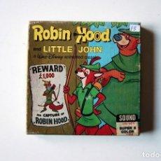 Cine: ROBIN HOOD. 60 METROS. COLOR SONORA. EN SUPER 8.. Lote 194237633