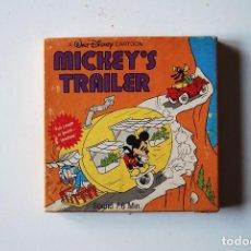Cine: MICKEY'S TRAILER. 60 METROS. COLOR SONORA. EN SUPER 8.. Lote 194238356