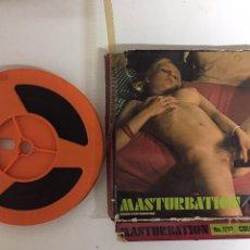 Cine: PELÍCULA ADULTOS - MASTURBATION. Lote 194241016