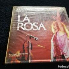Cine: LA ROSA ESCENAS SUPER 8 1 ROLLO. Lote 194333684