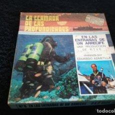 Cine: LA LLAMADA DE LAS PROFUNDIDADES SUPER 8. Lote 194513480