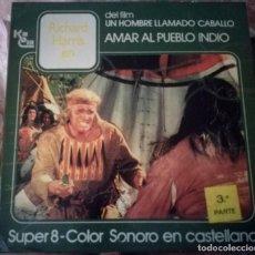 Cine: AMAR AL PUEBLO INDIO.. Lote 194609702