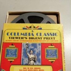 Cine: WHEN THE DEVIL COMMANDS. RESUMEN BOBINA 120 MTS, BYN. SONIDO EN INGLES (V.O.). CAJA ORIGINAL. Lote 194707035