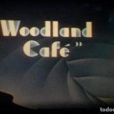 Cine: SUPER 8 ++ EL CAFÉ DEL BOSQUE. WOODLAND CAFÉ ++ 60 METROS MUSICAL DERANN. Lote 194745920