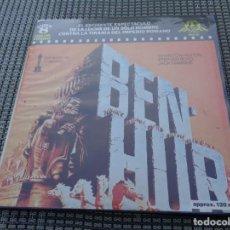 Cine: PELICULA BEN HUR - SUPER 8 --- 120M. COLOR SONORA EN ESPAÑOL. ESTUCHE ORIGINAL . Lote 194869772