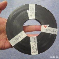 Cine: ANTIGUO ROLLO PELÍCULA-FILMACIONES AMATEUR,MI NIÑEZ-LONDRES-AÑOS 70-SUPER 8 MM, RETRO VINTAGE. Lote 194978972