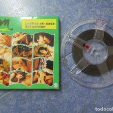Cine: LESBOS EN CASA DEL PINTOR-CORTOMETRAJE – PARA ADULTOS SUPER 8 MM-RETRO VINTAGE FILM. Lote 194979000