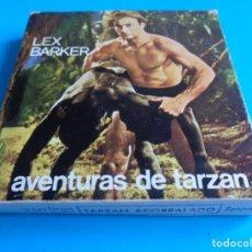 Cine: PELICULA SUPER 8 MM AVENTURAS DE TARZAN ---- TARZAN ACORRALADO - SONORA -. Lote 195084502