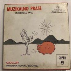 Cine: MUSICAL PIG. MUZICALNO PRASE. Lote 195318775