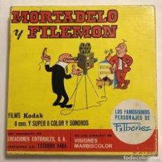 Cine: MORTADELO Y FILEMÓN. Lote 195319628