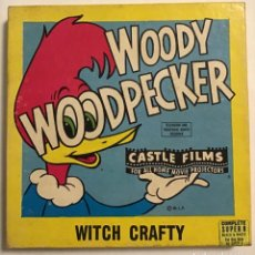 Cine: WITCH CRAFTY. WOODY WOODPECKER. EL PÁJARO LOCO. Lote 195321122