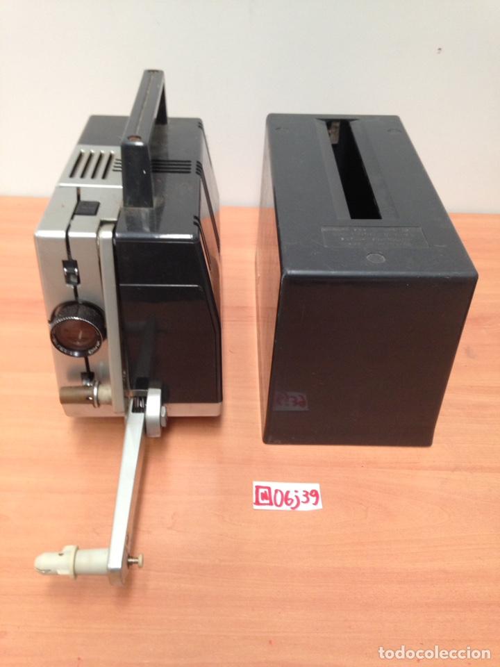 PROYECTOR SUPER 8 BAUER T1S ROYAL MUY COMPACTO (Cine - Películas - Super 8 mm)